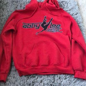 abby lee dance company hoodie